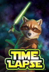 Wielding The Force - Time Lapse by GoldenDruid