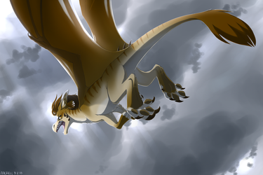 It's About to Get Bumpy! by aacrell