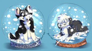 Snowglobe by Ghoul-bite