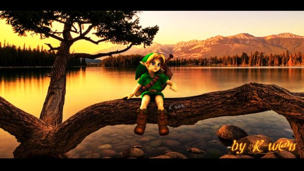 Young link by Rwanlink