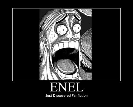 One Piece Enel Motivational by daddius