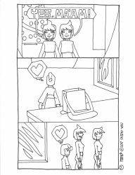 LOVE COMES TO LOVE MANOR, PAGE 2 by LifeLion
