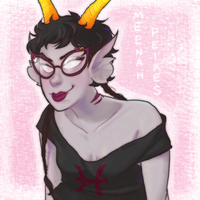 Meenah by atomicpoultry
