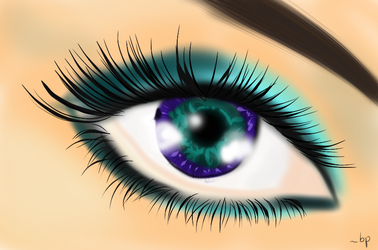 Eye by Daydallas