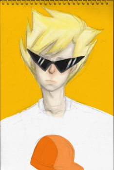 Dirk Strider 2 by EARTHinvador