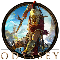 Assassin's Creed Odyssey Dock Icon by OutlawNinja