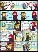 Subway's Nuzlocke Page 1-3 by Kame-Ghost
