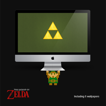The Legend of Zelda by Gor0n