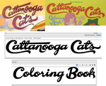 Cattanooga Cats font WIP by tymime