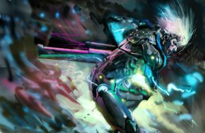 RAIDEN IN THE RISING by ELIANT
