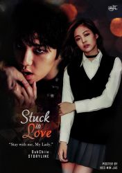 Stuck in Love | Fanfiction Poster by heominjae
