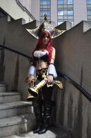 Miss fortune cosplay League of legends lol by ValeeraHime