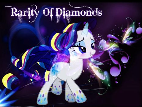 Rarity Of Diamonds by Mobin-Da-Vinci