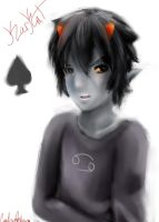 Karkat by RetroTrickster