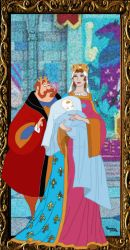 16.PARENTS OF PRINCE PHILLIP, DISNEY by Rob32