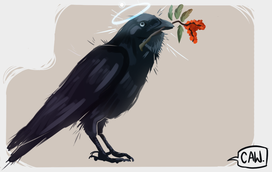 Caw. by HarlyKing