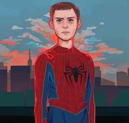 great power great responsibility by godlyDescentUFO