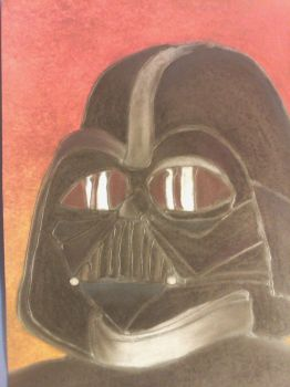 Darth Vader by CARPEBRI