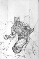 Batman - there you are... by JMan-3H