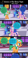 Seekers of The Divine Light Part 1/Pg 2 by EmoshyVinyl