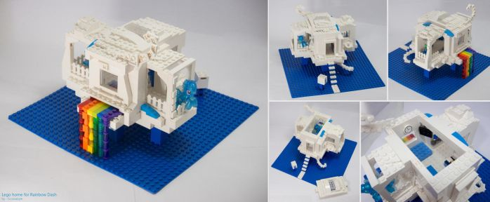 Lego cloud home for RD by Scootabyte