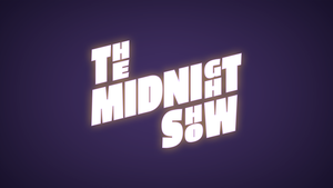 The Midnight Show - logo by mmacklin