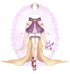 [Close] Adoptable Outfit Auction 246 by LifStrange