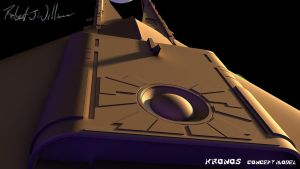My Version Of Kronos 1 Study Model part 39 by XFozzboute