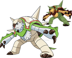 652 - Chesnaught by Tails19950