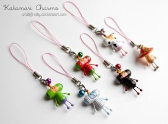 Katamari Charms v.2 by whitefrosty