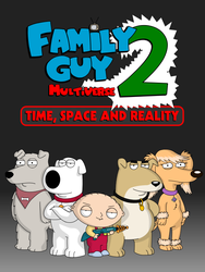 Cover art for Family Guy Multiverse 2 by DecaTilde
