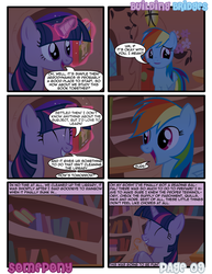 Building Bridges - Page 09 by Somepony