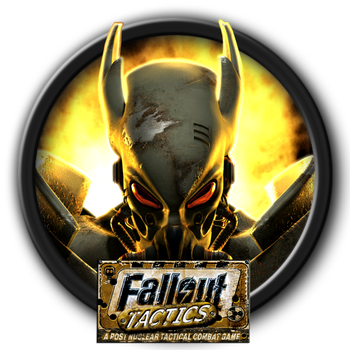 Fallout Tactics Icon by kodiak-caine