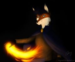 Playin' with Fire by RiceGnat