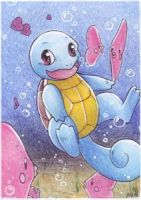 When the squirtle swims by Aishishi