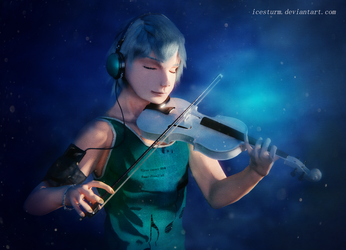 Feel the music by Icesturm