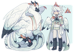 Custom Design ~ Ponkochi by LunarAdopts