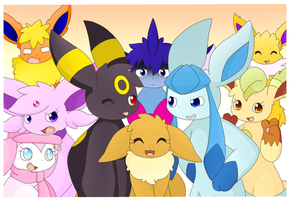 Group photo [Gift] by PKM-150