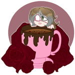 Tea Fit For A Tiny Rose by VoraciousRose