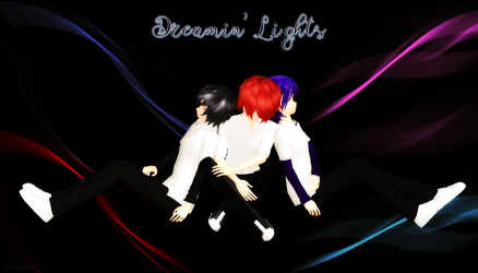 :. Dreamin' Lights .: Black Version by AoSapphire