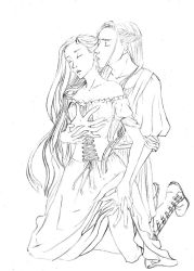 Samael and Lilith Lines by Genesis-UC