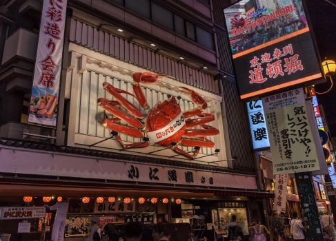 This is Dotonbori by TarJakArt