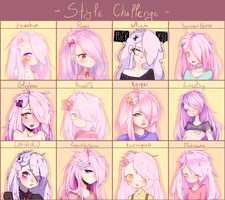 Style Challenge - dA edition by madichams