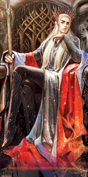 king thranduil by fromKITnoc