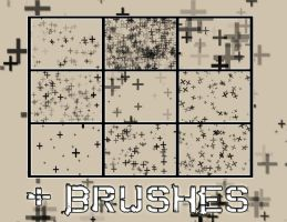 + Brushes by crimecontrol