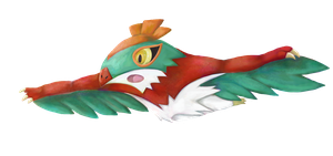 Gotta Draw Em All - Fighting Collab - Hawlucha