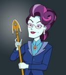 Principal Cinch with Stand Arrow by mayorlight