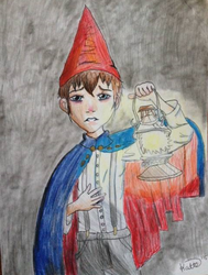 over the garden wall by Icestromflash