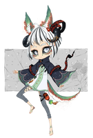 Adoptable baby auction [closed] by HoshiAdopts
