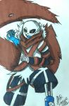 Search!Sans Fight by LasrYuki